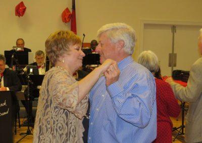 Valentine Dancing