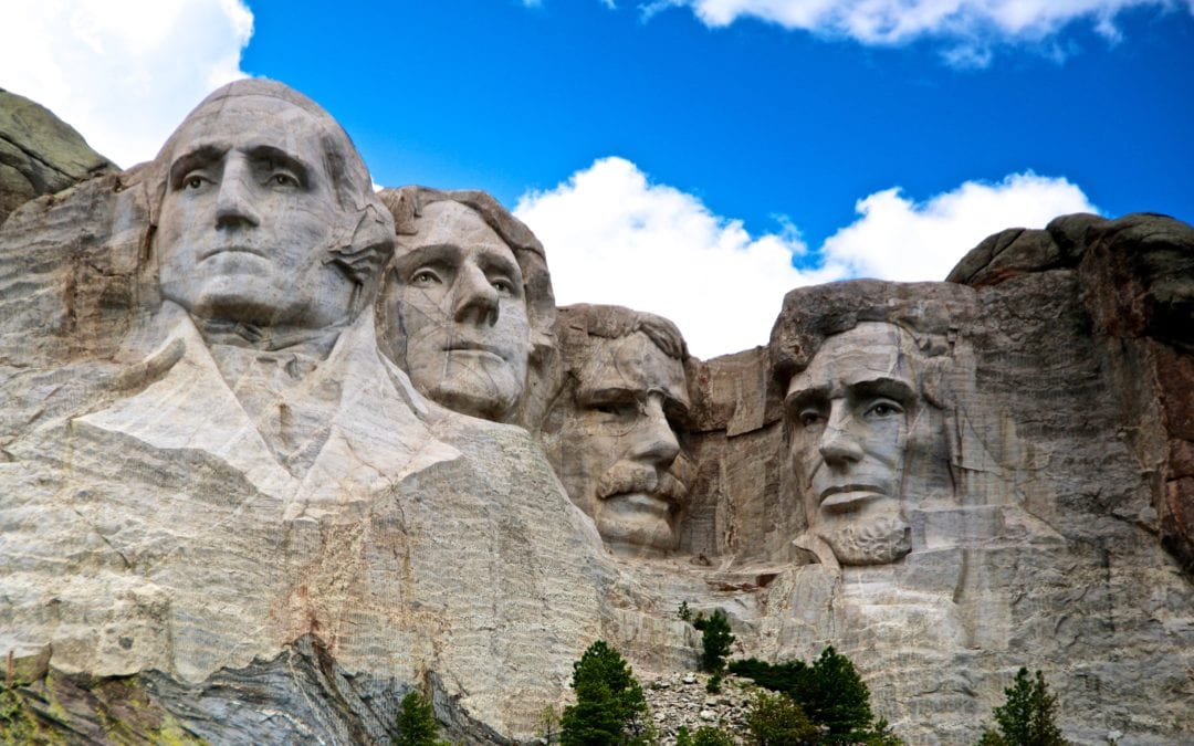Discover South Dakota- Mt. Rushmore & The Badlands