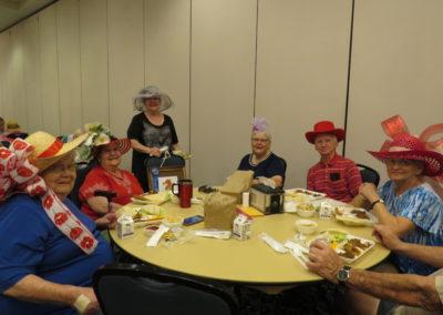 Kentucky Derby Hat Day
