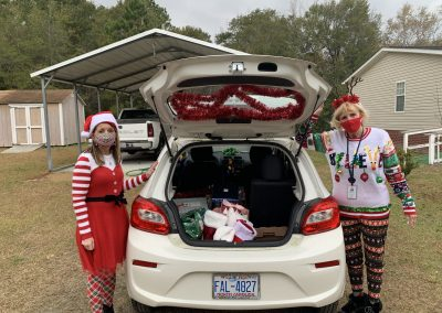 Christmas Gift Distribution